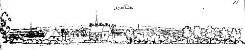 Cornelis Pronk -- Nütterden (1731)